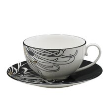 <strong>Denby</strong> Chrysanthemum 8.5 oz. Teacup