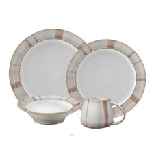 Truffle Layers 4 Piece Place Setting