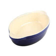 "Cook and Dine Oven to Table 7"" Small Oval Dish"
