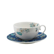 "<strong>Denby</strong> Monsoon Veronica 6"" Tea Saucer"