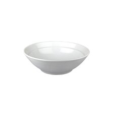 White by Denby Coupe Soup or Cereal Bowl