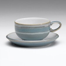 <strong>Denby</strong> Azure Coast 9 Ounce Teacup