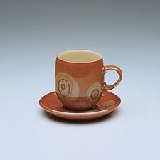 Fire Chilli Accent Saucer