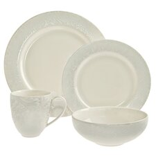 Monsoon Lucille 4 Piece Place Setting