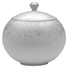 Monsoon Lucille 10.5 Oz. Covered Sugar Bowl with Lid