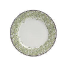 "<strong>Denby</strong> Monsoon Daisy 9"" Salad Plate"