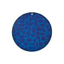"""Cook and Dine 8"""" Silicone Trivet"""