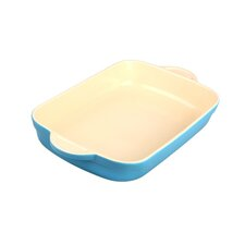 "Cook and Dine Azure 13"" Oblong Dish"
