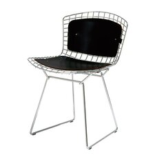 <strong>Knoll ®</strong> Bertoia Side Chair with Seat Pad