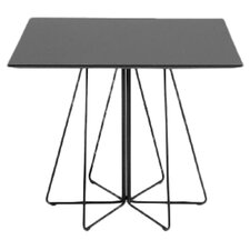 PaperClip Large Square Café Table