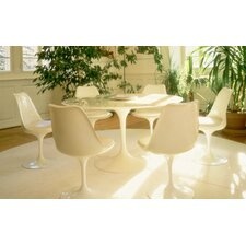 Saarinen Dining Table with Tulip Chairs
