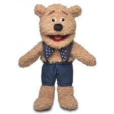 """14"""" Silly Bear Glove Puppet"""