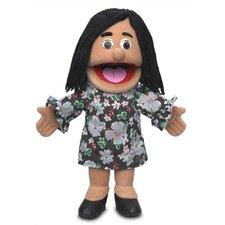"14"" Maria Glove Puppet"