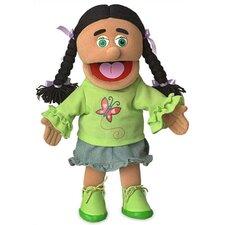 """14"""" Jasmine Glove Puppet"""