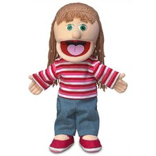 "14"" Emily Glove Puppet"
