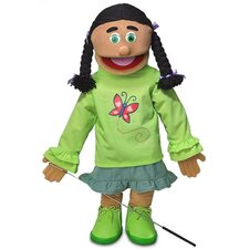 "<strong>Silly Puppets</strong> 25"" Jasmine Full Body Puppet"
