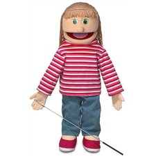 "<strong>Silly Puppets</strong> 25"" Emily Full Body Puppet"