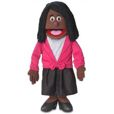 "<strong>Silly Puppets</strong> 30"" Barbara Professional Puppet with Removable Legs"