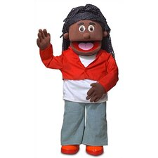 "<strong>Silly Puppets</strong> 30"" Sierra Professional Puppet with Removable Legs"