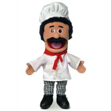 """14"""" Chef Luigi Glove Puppet"""