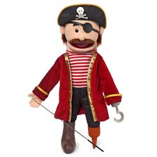 "<strong>Silly Puppets</strong> 25"" Pirate Full Body Puppet"