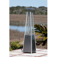 <strong>Fire Sense</strong> Pyramid Flame Propane Patio Heater
