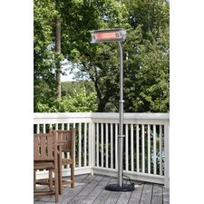<strong>Fire Sense</strong> Electric Pole-Mounted Patio Heater