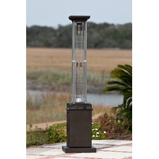 Square Flame Propane Patio Heater