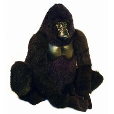 <strong>Hansa Toys</strong> Zimbabwe Gorilla Stuffed Animal
