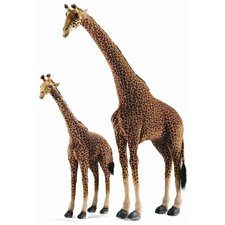 <strong>Hansa Toys</strong> Life Size Giraffe Stuffed Animal
