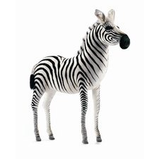 <strong>Hansa Toys</strong> Ride-On Zebra Stuffed Animal