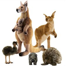 <strong>Hansa Toys</strong> Outback Stuffed Animal Collection I
