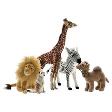 African Plains Stuffed Animal Collection I