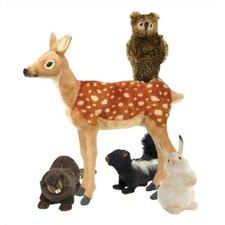 Woodland Stuffed Animal Collection III