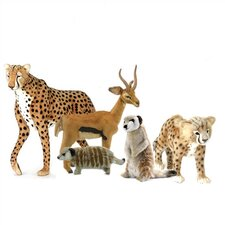 Safari Stuffed Animal Collection V