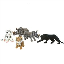 Safari Stuffed Animal Collection X