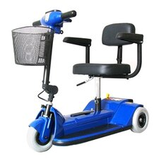 <strong>Zip'r Mobility</strong> 3 Wheel Compact Scooter