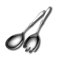 Prelude Salad Server Fork with Hollow Handle