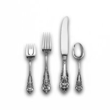 Sir Christopher 4 Piece Dinner Flatware Set