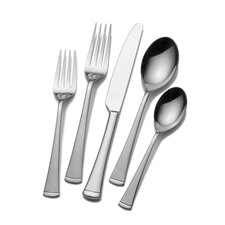 Merino 53 Piece Dinner Flatware Set