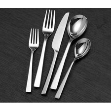 <strong>Towle Silversmiths</strong> Luxor Flatware Collection