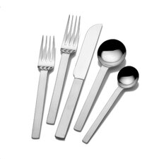45 Piece Drama Flatware Set