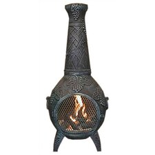 Grape Style Chiminea