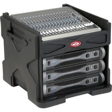 <strong>SKB Cases</strong> Roti Mini Gig Rig Audio / Video / Media Case in Black