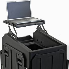 A/V Shelf Case in Black for Mighty Gig Rig