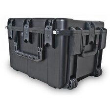 "Mil-Standard Injection Molded Case: 17"" H x 23"" W x 14"" D (Interior)"