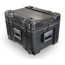 "Mil-Standard Roto Case No Wheel: 16"" H x 22"" W x 12"" D (Interior)"