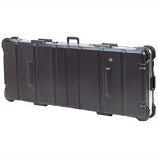 "<strong>SKB Cases</strong> Low Profile ATA Case:  8 7/16"" H x 44 3/8"" W x 14 13/16"" D (outside)"
