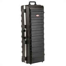 "<strong>SKB Cases</strong> Rail-Pack Utility Case: 14 5/8"" H x 49 1/2"" W x 17 1/4"" D (outside)"