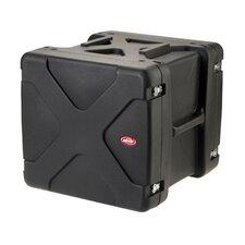 "10U Roto Rolling Shock Rack Case - 20"" Deep"